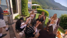Real Housewives of Vancouver spa party